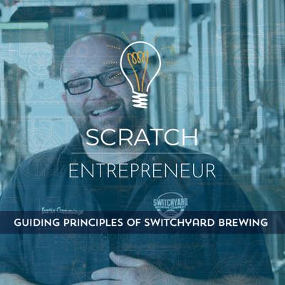Cover art for Guiding Principles of Switchyard Brewing Company