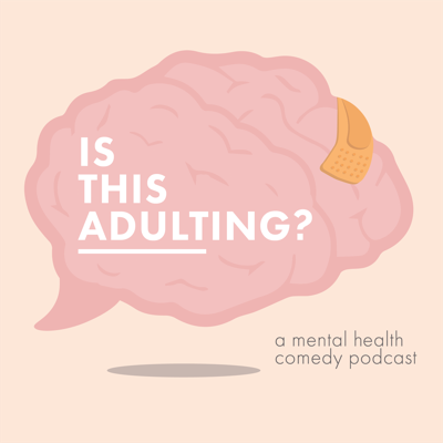 Is This Adulting? is the mental health comedy podcast you never knew you needed! Each week join Chris and Steven, as they welcome guests you love, play games, chat about mental health and discuss topics ranging from addiction to fast food mascots. Stop by each Thursday for a new episode; And remember kids: Be Happy, Stay Healthy, and Go Hug Someone!