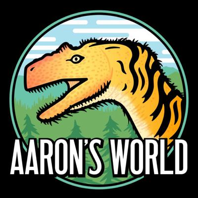 Aaron's World is a fun and imaginative science-themed audio drama for kids. If you like adventures with dinosaurs, time travel, robots, and plenty of SCIENCE... then this podcast is definitely for YOU!!