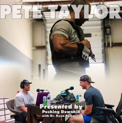 Cover art for Pete Taylor: The Evolution of CrossFit