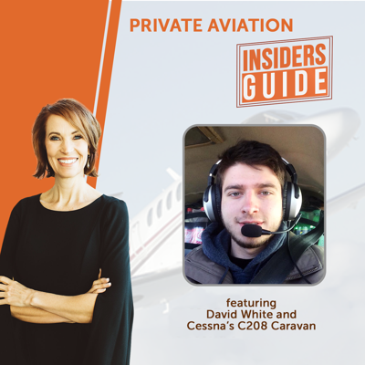 Cover art for Cessna 208 Grand Caravan with David White