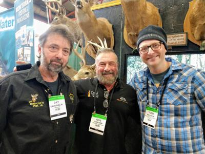 Cover art for Episode 105: Gus Congemi and Pat Salerno Jr. on Adirondack Deer Hunting