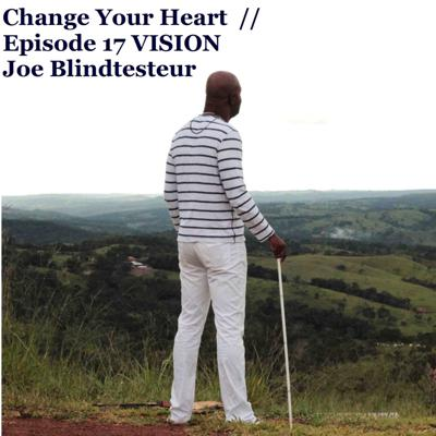 Cover art for 017 VISION with Joe Blindtesteur