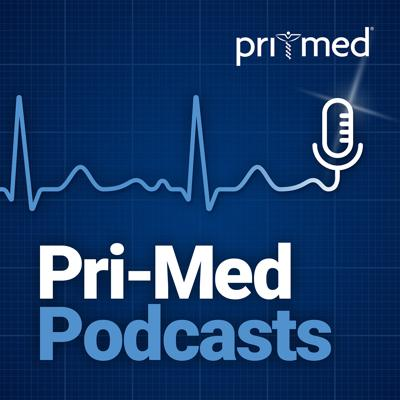 A primary care podcast featuring expert faculty discussing the most recent developments in the medical field. Podcast formats include, but are not limited to: expert clinical discussions, frequently asked questions, and Frankly Speaking About Family Medicine with Dr. Frank Domino. Many Pri-Med Podcasts are available for CME Credit! For CME podcasts, find the link to claim credit in those episodes' descriptions or find the episode on our Pri-Med Podcast landing page, www.pri-med.com/podcast