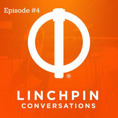 Cover art for Linchpin Conversations #4