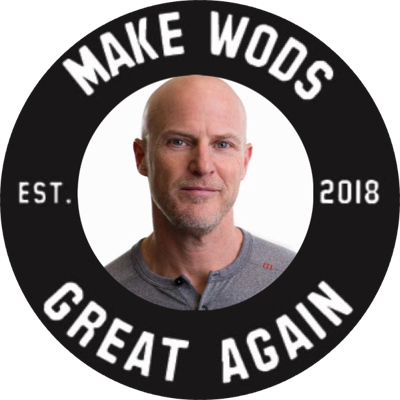 Cover art for Make WODs Great Again