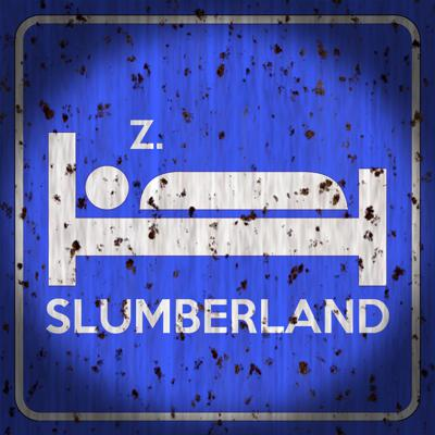 This audio drama invites your ears to visit Slumberland, a small island town in the US. Come along with Thomas Edward M, the freelance soundman. He's been hired to meet the locals and record their oral histories for the town's time capsule. The unfolding history of the town mixes folklore, paranormal, mystery and humor.