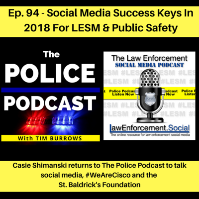 Cover art for 2018 LESM & Public Safety Keys For Success
