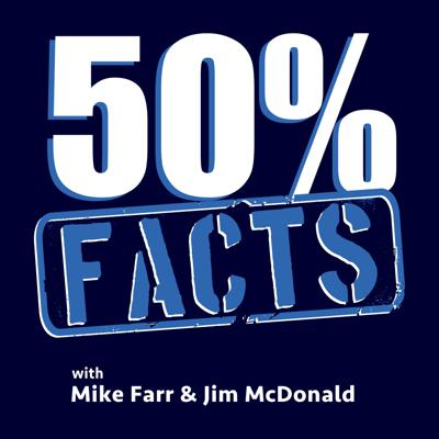 Life's too short to be half right! Veteran podcasters Mike