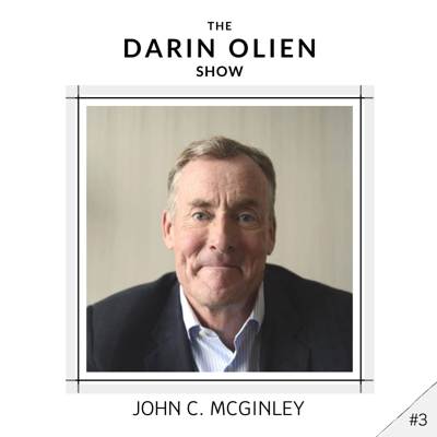 Cover art for #3 John C. McGinley On Living In Gratitude