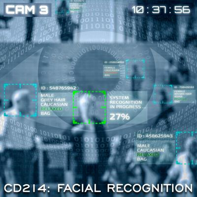 Cover art for CD214: Facial Recognition