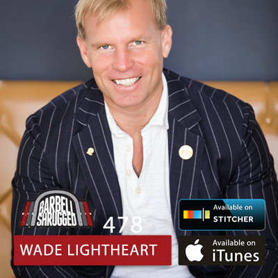 Cover art for The Secret to Digestion and Understanding Gut Health w/ Wade Lightheart, Anders Varner, and Doug Larson - Barbell Shrugged- #478