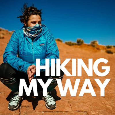 Hiking My Way to Happiness Podcast
