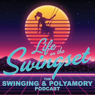 Life on the Swingset is a podcast and website about swinging, polyamory, and open relationships from the trenches. Through debates, interviews, and sexy discussions, The Swingset Crew tackles sex, relationships, and their accompanying accoutrements, and what it means to be open sexually in a world that's often closed.