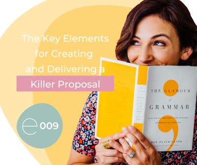 Cover art for The Key Elements for Creating and Delivering a Killer Proposal