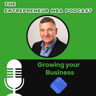 The Entrepreneur MBA podcast's purpose is to help EXISTING business owners grow their companies past the $10 million in revenue mark. Hosted by Serial Entrepreneur Stephen Halasnik