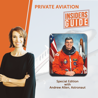 Cover art for Special Edition: Andrew Allen, Astronaut