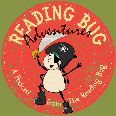 Let's Fly! Reading Bug Adventures is a story podcast for kids from The Reading Bug. Each episode is a new adventure with original songs -- just hop into the Reading Bug's magic book bag, and we'll be transported to whatever time or place is in the books inside! Join us for action and adventure, and bring your crayons and paper so you can color your own illustrations. Reading Bug Adventures is created, written, and produced by The Reading Bug, an independent, family-owned children's bookstore. Learn more at  www.thereadingbug.com/adventures