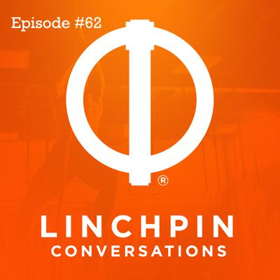Cover art for Linchpin Conversations #62