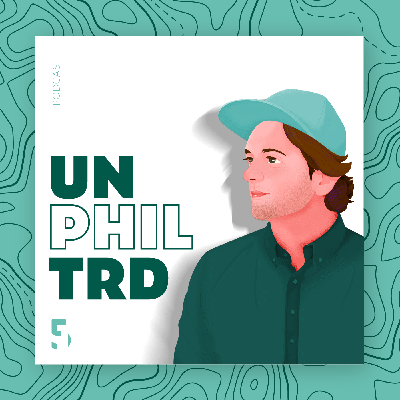 Unphiltrd is an interview podcast series by Fivekit hosted by Philipp Strack. In this show, we share the captivating stories and thoughts of inspiring people from all around the world - unphiltrd.