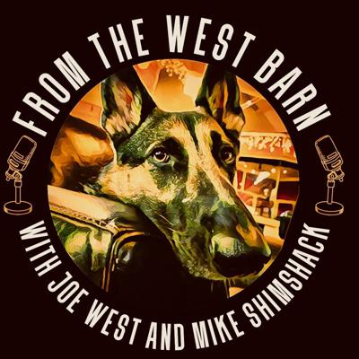 Cover art for From The West Barn Podcast - Brett Papa - Grow Your YouTube Music Channel!
