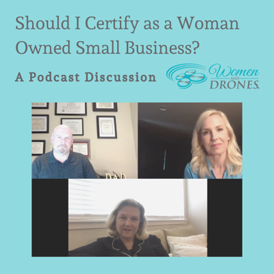 Cover art for Certifying as a Woman Owned Small Business