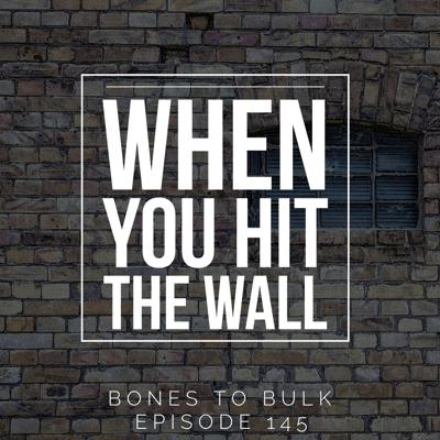 Cover art for When You Hit the Wall
