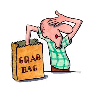 Cover art for EP 473: Grab Bag with Matt Fitzgerald and Zach Bitter