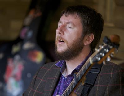 Cover art for Finding Your Voice as a Folk Singer: An Interview with Daoirí Farrell