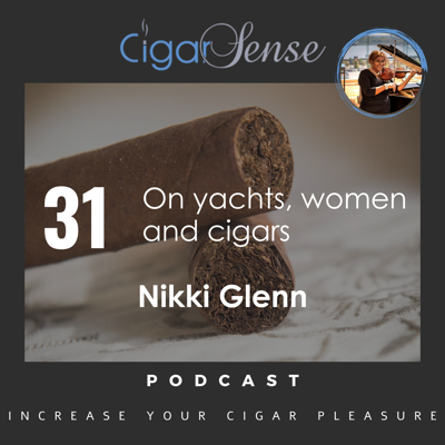 Cover art for 031: On yachts, women and cigars