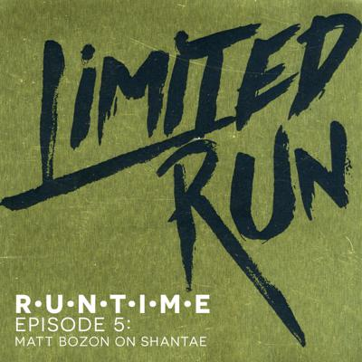 Cover art for Runtime Episode 5: Shantae (with Matt Bozon), FF7R, and Uline Catalogs