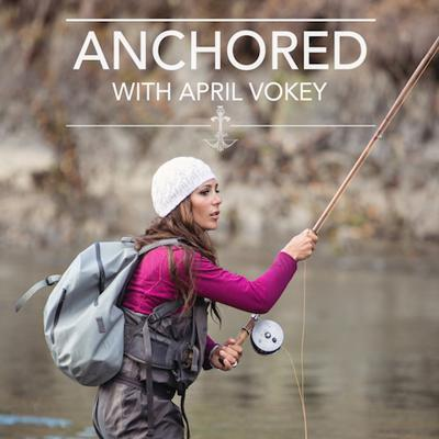 Join renowned angler April Vokey as she explores fishing, hunting, foraging and homesteading through intimate, face-to-face conversations with some of the outdoor world's most influential people. Her intense curiosity drives her to take a behind-the-scenes, vulnerable and honest approach with her guests that often ends up uncovering never-before-heard stories.  An Anchored Outdoors production.