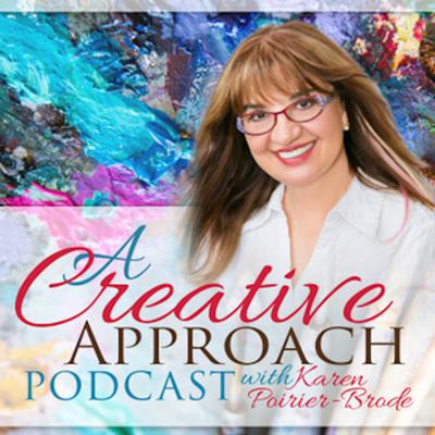 The Creative Approach podcast is your home for conversations with creative people from all walks of life who have used their creativity to their advantage. We all have creativity inside of us, and getting in touch with it can provide you with an alternate solution to almost any problem you encounter. Join us to learn how to tap into your inner creativity!