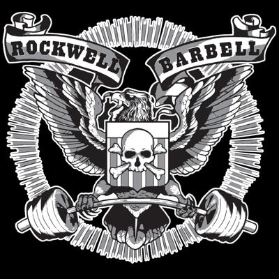 Cover art for Rockwell Barbell Podcast Ep. 22: Glory Kickboxer Charles Rodriguez