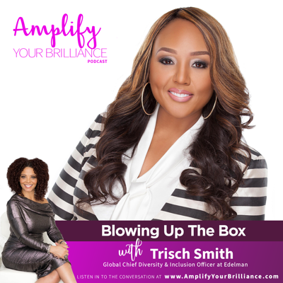 Cover art for S3E16: Blowing Up the Box with Trisch Smith