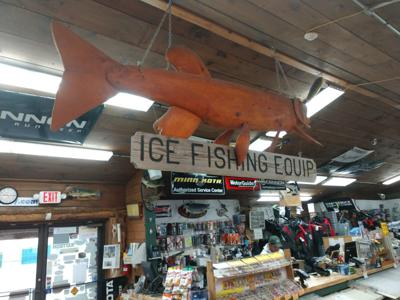 Cover art for Episode 103: An Introduction to Ice Fishing with Fish307 - Jeff Goldberg & Renee Paddock