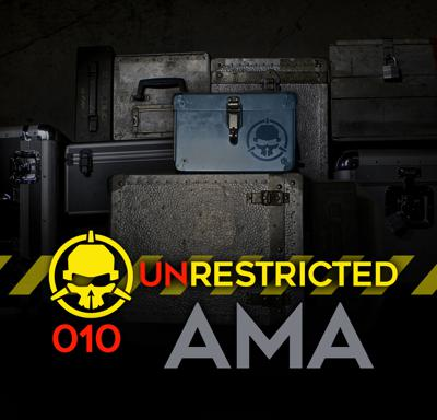 Cover art for FPV and the AMA (with Matt Ruddick)