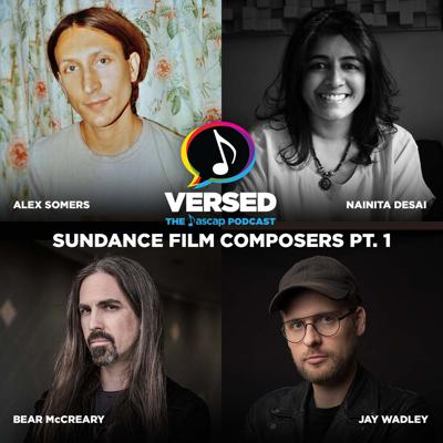 Cover art for Episode 6 - Sundance Film Composers Pt. 1