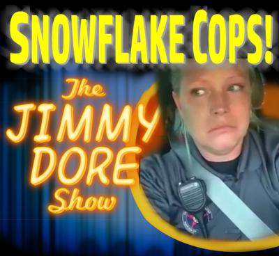 Cover art for Snowflake Cops!