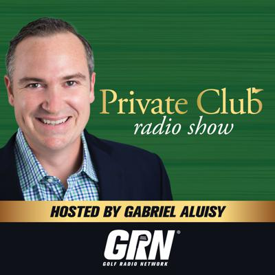 The private club industry's premier podcast! This program covers industry news, predictions, product spotlights, trends and other current developments in the world of private clubs. If you're involved in a golf club, yacht club, athletic club or business club, this is the show for you.   Each week, Private Club Radio features one expert guest who has the opportunity to share their story and answer questions related to their field of expertise. Guests range from association presidents to general managers, and from industry experts to product manufacturers.  Private Club Radio is hosted by Gabriel Aluisy, founder of Shake Creative and CourseDriver. Check out privateclubradio.com for more details.  This show is part of the Golf Radio Network. Learn more at http://golfradionetwork.com