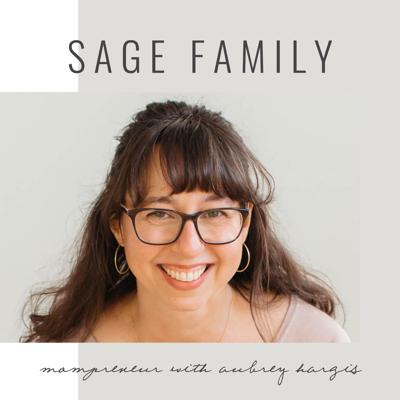 Cover art for 39: Mompreneur with Aubrey Hargis
