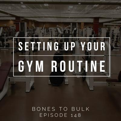Cover art for Setting Up Your Gym Routine