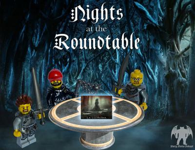 Cover art for Nights at the Round Table - The Curse of La Llorona