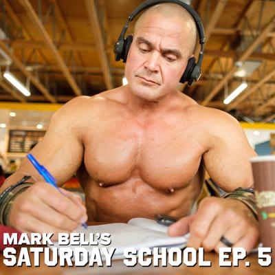 Cover art for Mark Bell's Saturday School EP. 5 - The Sling Shot