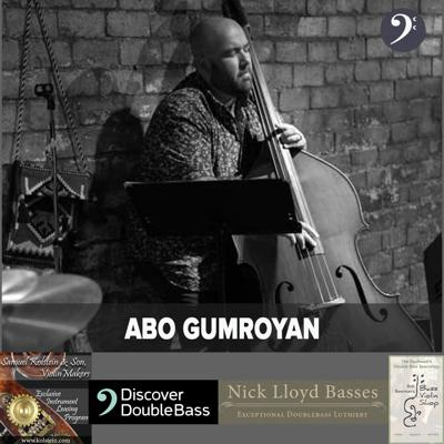 Cover art for 703: Abo Gumroyan on taking chances