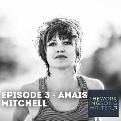 Cover art for Anais Mitchell