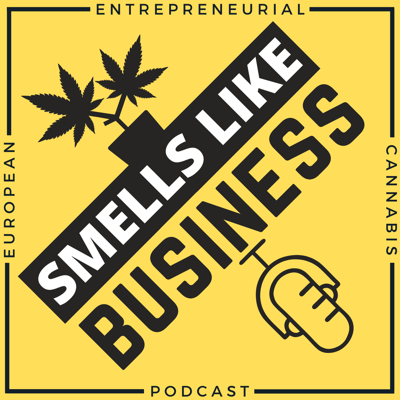 Do you want to learn about the current and future state of cannabis in Europe? Then look no further! Tom and his guests have you covered. Each episode ex-budtender (with a rock'n'roll past) and Smells Like Business co-founder Tom Pettit talks to different cannabusinesses, ganjapreneurs and cannabis specialists making it easier for you to enter, and better understand, the European cannabis industry.  Theme song by Alex Camp, @campstagram1