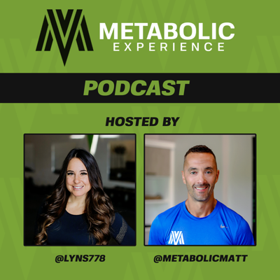 Do you want to change the way you train? Are you stuck in the same routine and not getting the results you want? Experience the most efficient training style that will maximize your time in the gym and optimize your life outside of the gym. The Metabolic University Podcast is hosted by Matt Phelps, founder and CEO of the gym Metabolic, and Lynsey Abbale, the Director of Training at Metabolic. Metabolic is the #1 Voted Workout in Upstate New York and has helped 1000's achieve the results they are looking for. Join us as we discuss WHY Metabolic Training is the only workout you should be doing!