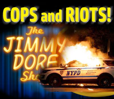 Cover art for Cops and Riots!