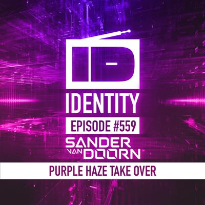Cover art for Identity 559
